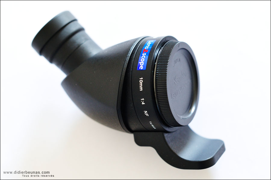 Kenko Lens2scope